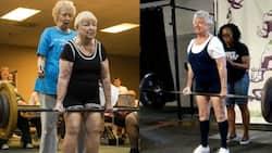 Meet Edith Murway-Traina, the World's Oldest Powerlifter