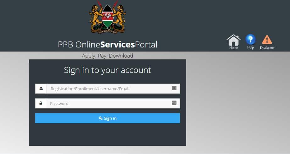 PPB student portal Log IN