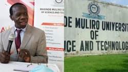 Solomon Shibairo Appointed New Masinde Muliro University Vice Chancellor