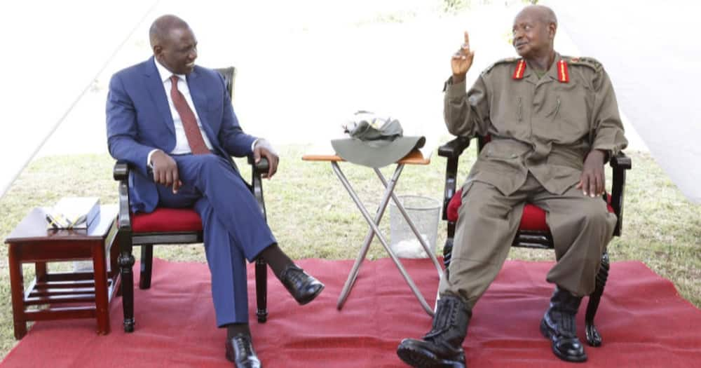 Deputy President William Ruto's trips to Uganda have left many guessing the motive behind them.