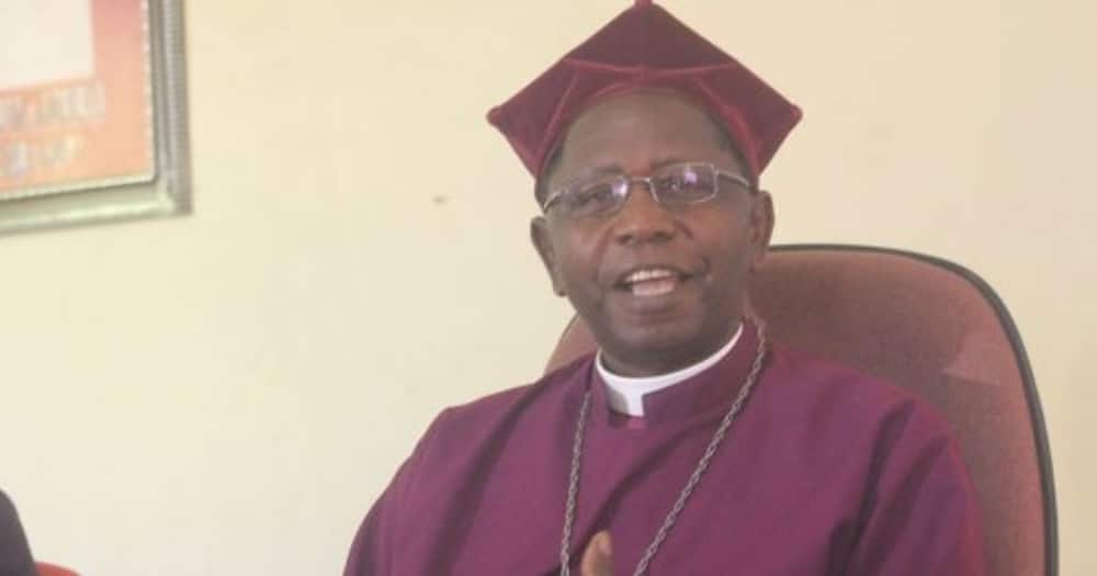 Retired Anglican archbishop of Uganda suspended for having affair with married woman