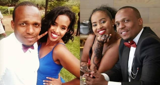 Ben Kitili's wife says separation post was her lowest point, declares she's still married