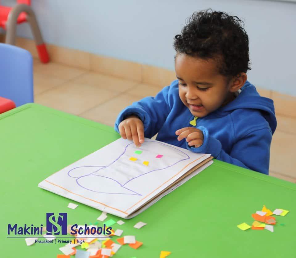 Makini School pre school, primary $ secondary