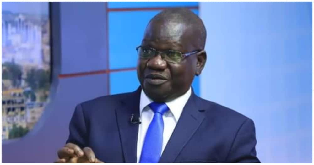Forum for Democratic Change (FDC) presidential candidate Patrick Amuriat. Photo: Patrick Amuriat.