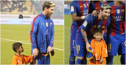From dream to nightmare: Afghan's little Messi who met Argentinian star flees home with family