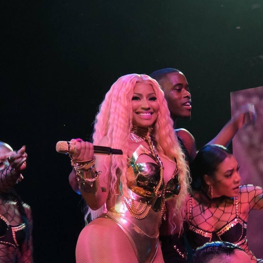 Nicki Minaj pays settlement to Tracy Chapman