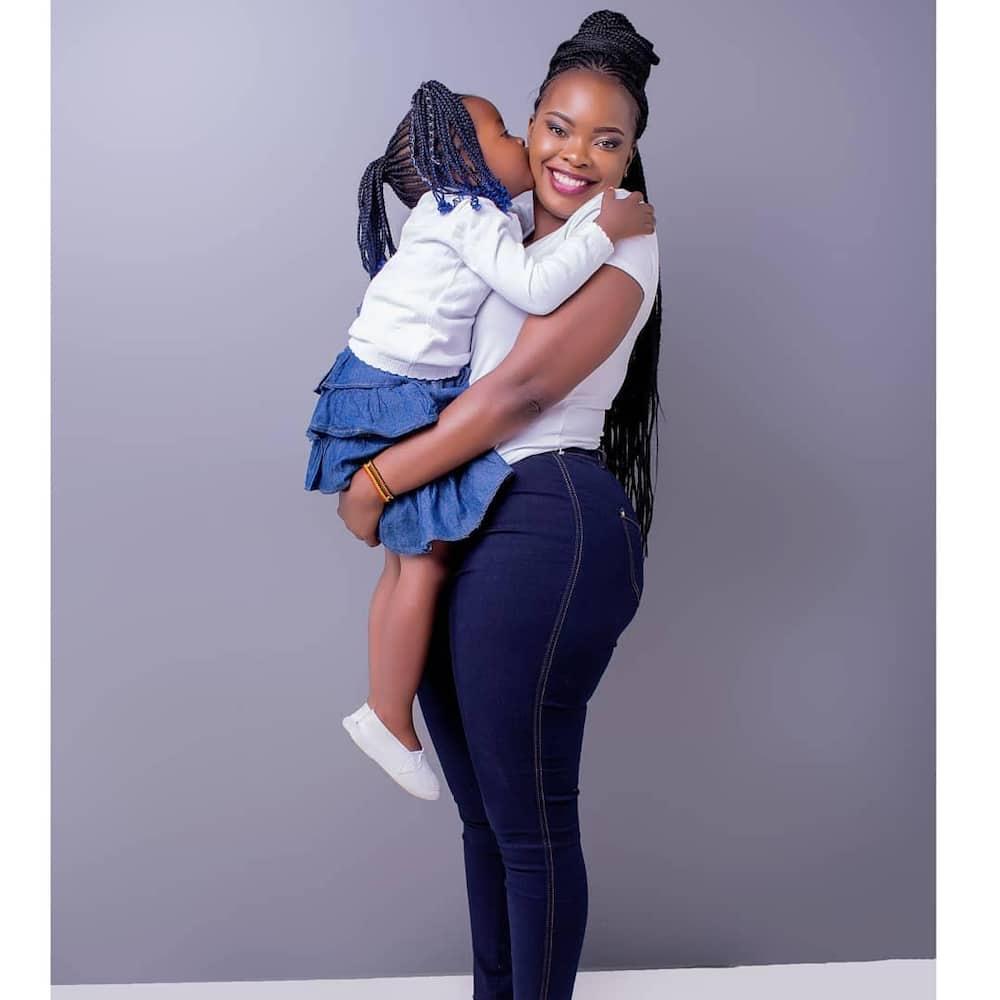 Yvette Obura and Bahati
