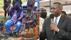 Oscar Sudi Amchokoza Waziri Matiang'i, Ampa Orders Akiwa Laikipia