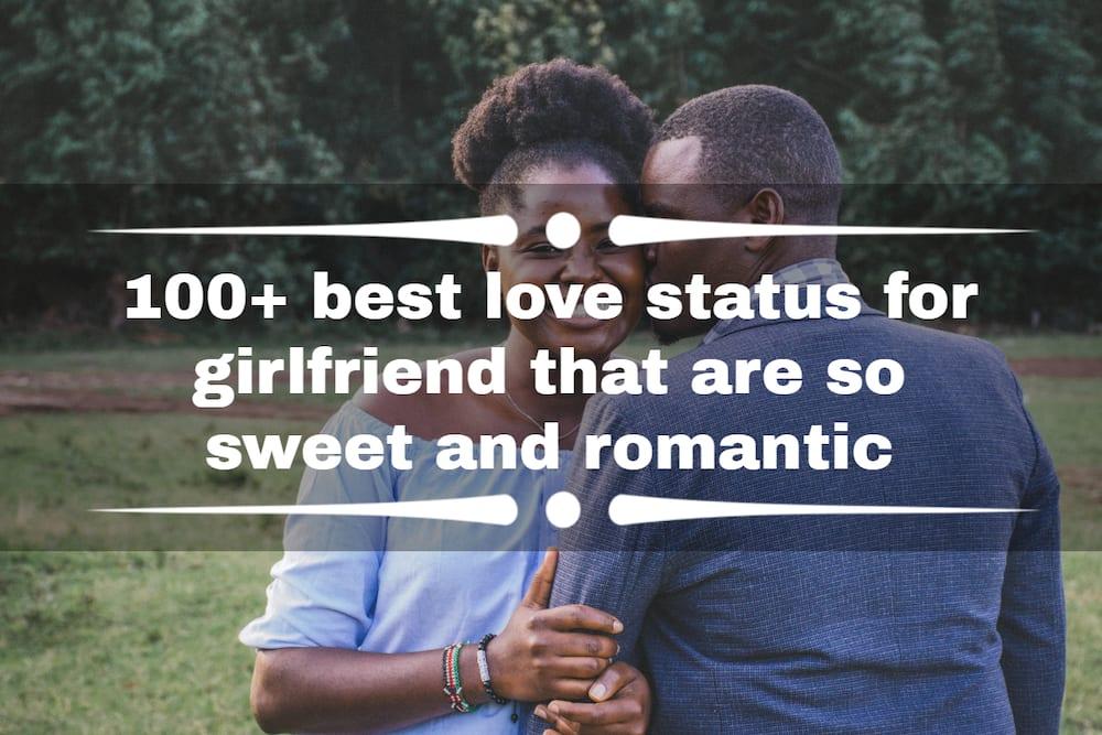 best love status for girlfriend