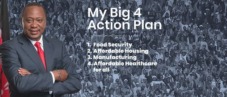 Big Four Agenda of the government explained