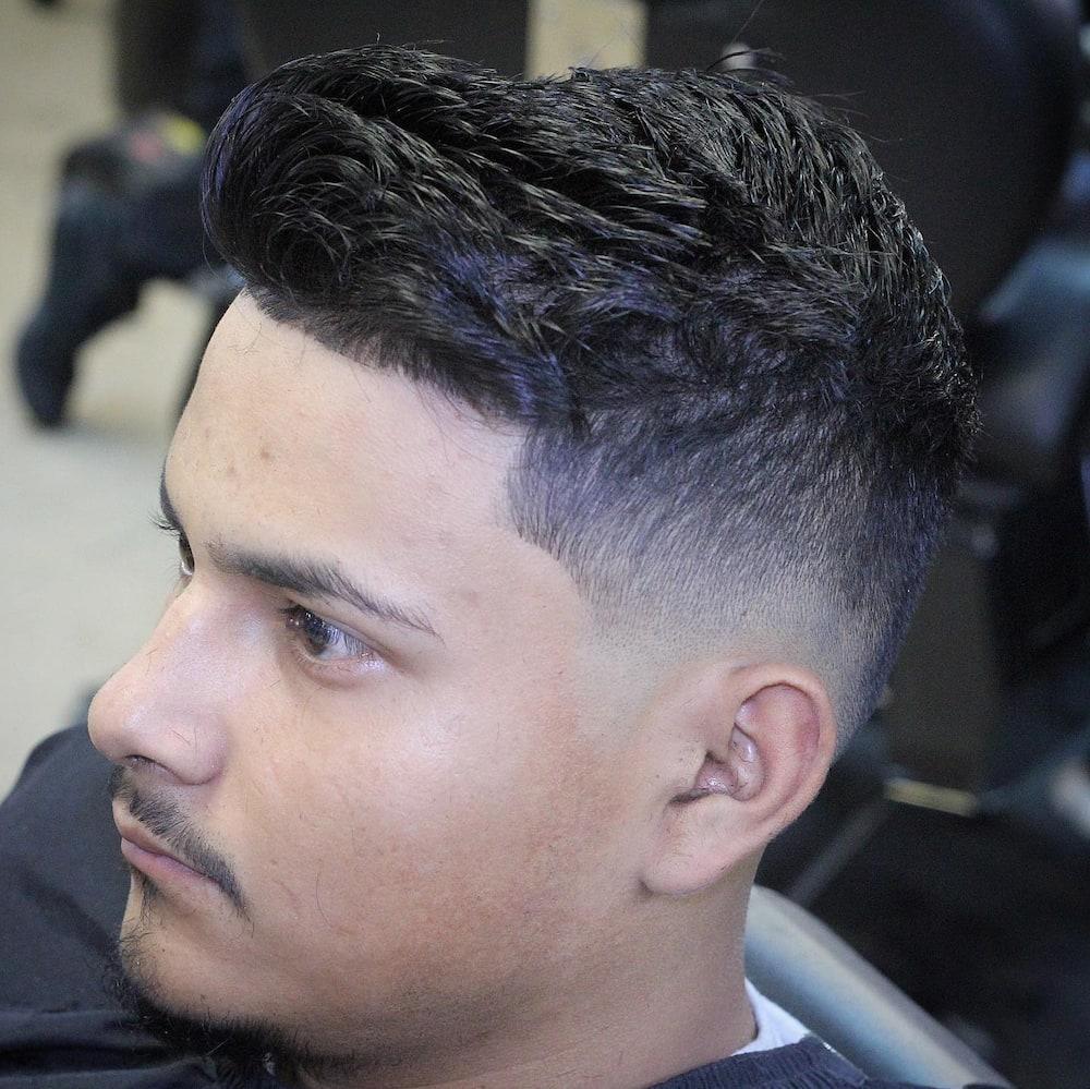 Edgar haircuts