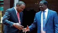 Raila Hakunidai Chochote Wakati wa Handisheki, Rais Uhuru Asema