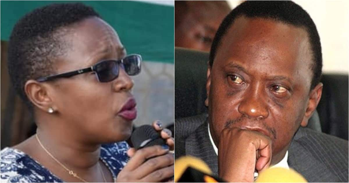 Kenyans are tired of all talk, no action - Sabina Chege tells Uhuru ahead of State of the Nation Address