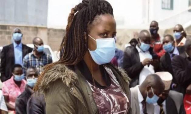 Mama atishia kumuua mkuu wa DCI George Kinoti baada ya kutishia kumbaka Balozi