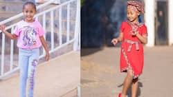 Ladasha Belle Tickles Netizens After Telling Nurse Her Parents' Official Names Are Size 8 and Dj Mo