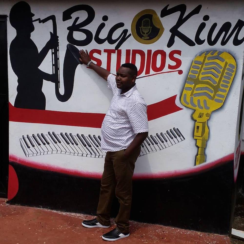 Kikuyu musicians