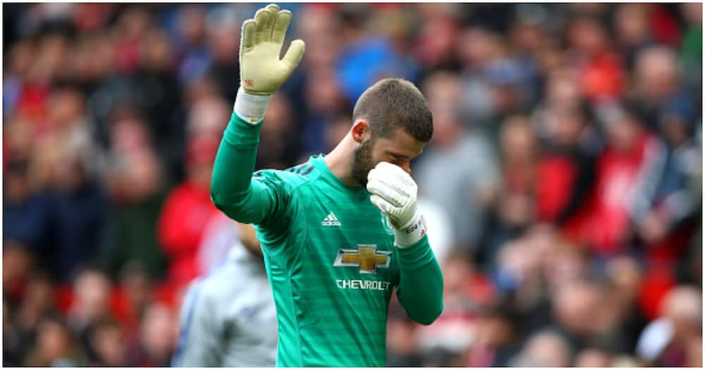 Man United identify 2 Premier League keepers they could sign to replace David de Gea
