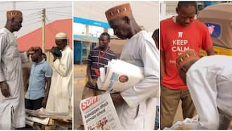 I Built My House and Educated My 15 Children from Selling Newspapers, Vendor Says
