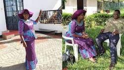 Atwoli's wife Mary Kilobi responds to fan who criticised her 'elderly' dress code