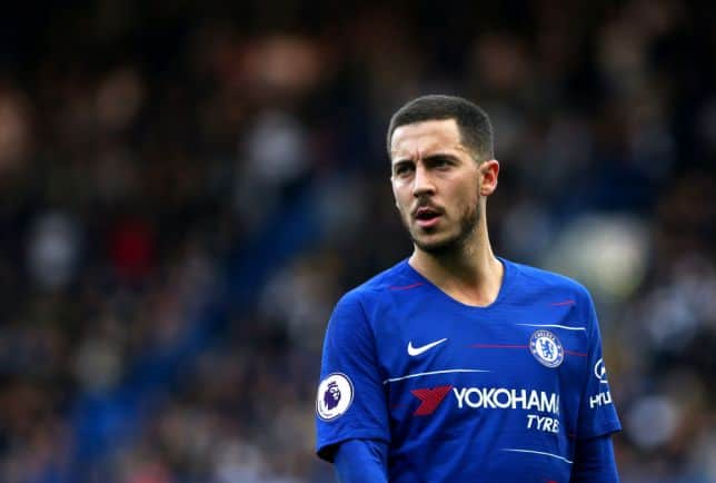 Chelsea legend advises club what they should do with Eden Hazard this summer