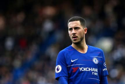 Chelsea star Eden Hazard finally opens up on when he will leave Stamford Bridge for Real Madrid