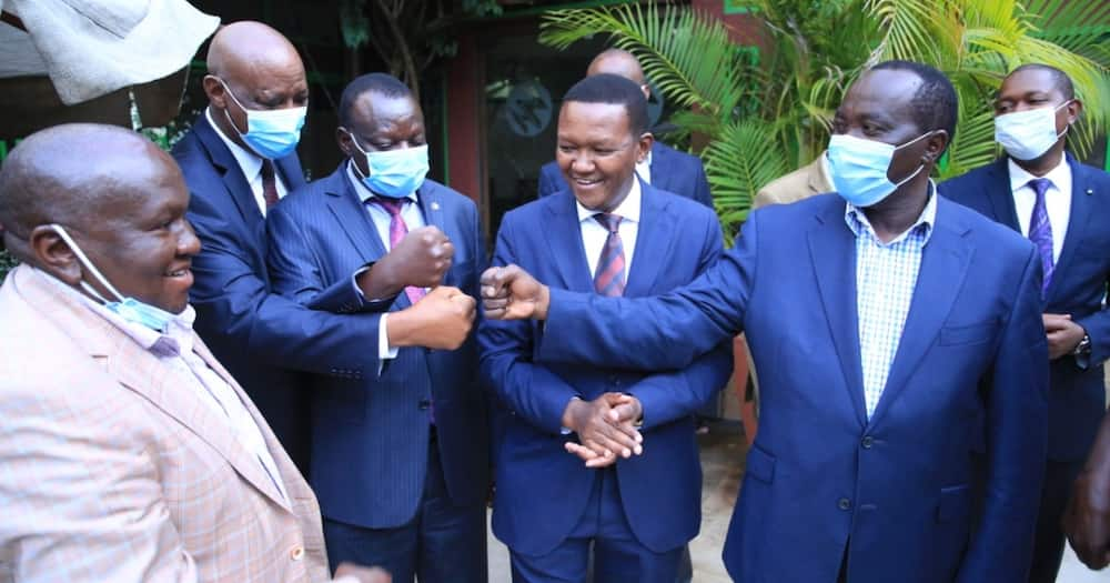Alfred Mutua Takes on Kenyan Who Claimed MCC Was Bribed To Pull Out of Machakos Race