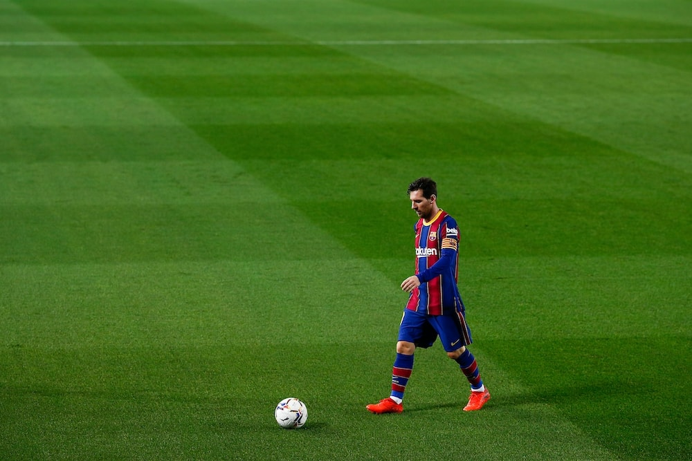 Lionel Messi tops list of top 5 men's player jerseys in the United States of America