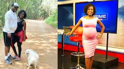 All glamorous photos from news anchor Sharon Momanyi's celeb-studded baby shower