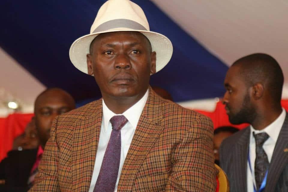 Sitaunga mkono kuongezwa kwa viti vya kisiasa, Kabogo asema
