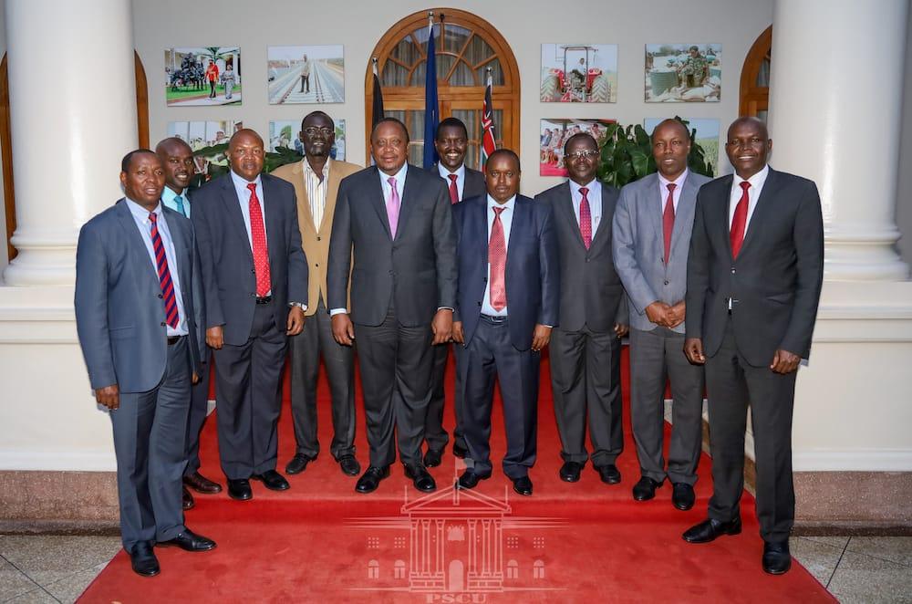 Maswali yaibuka baada ya rafiki wa DP Ruto kukosa kwenye mkutano wa Rais Kenyatta