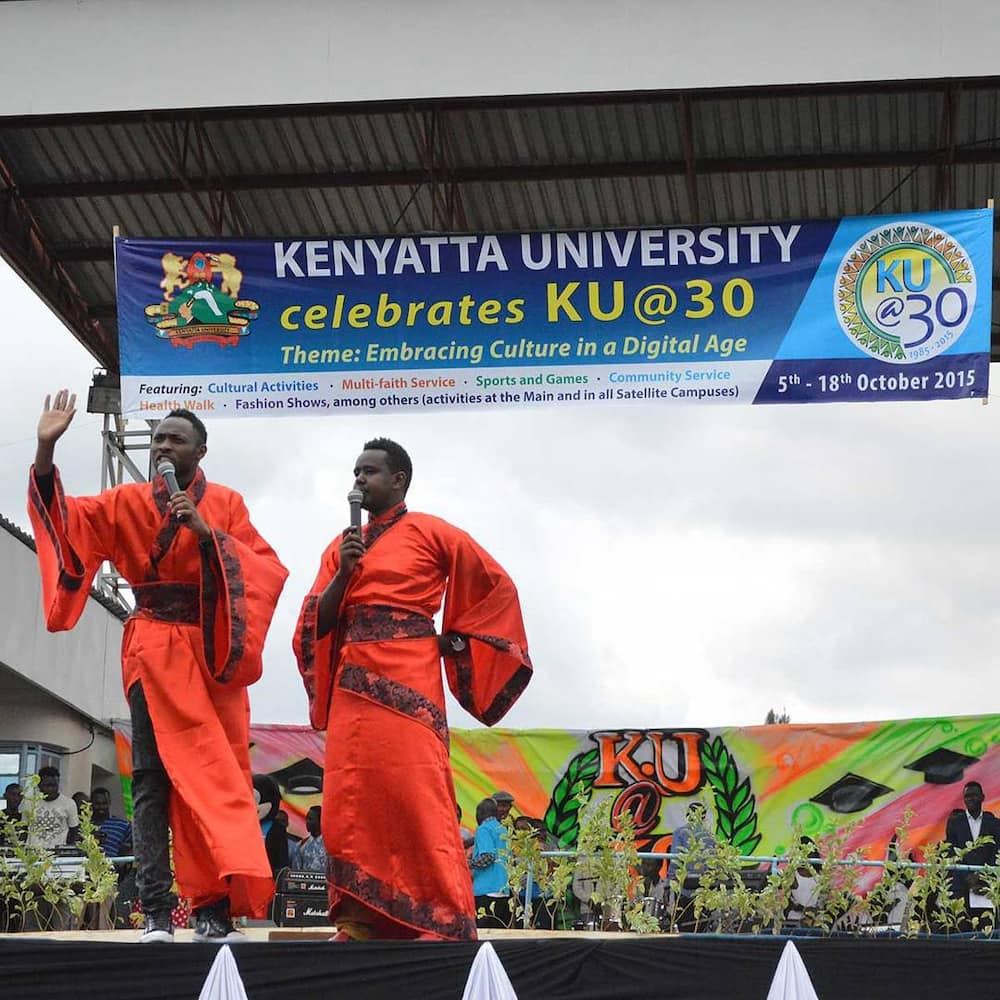 Certificate courses at Kenyatta University
