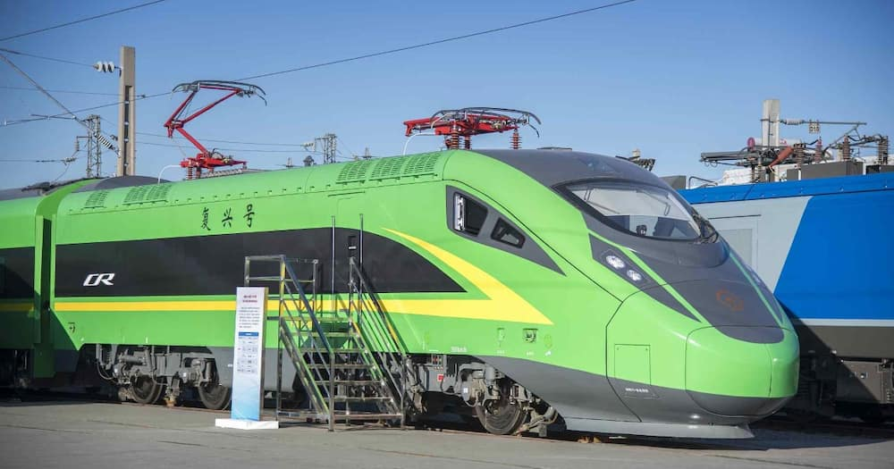 The trains will be delivered by Hyundai Rotem, a South Korean firm.