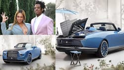 Rolls Royce Boat Tail: Beyoncé & Jay Z Buy Most Expensive Car in the World Worth KSh 3 Billion
