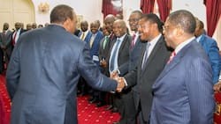 """Luhya Leaders Threaten to Boycott Uhuru's Tour of Western Kenya: """"He Should Know Our Expectations"""""""