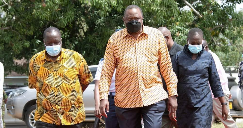 President Uhuru Kenyatta. Photo: State House, Kenya.