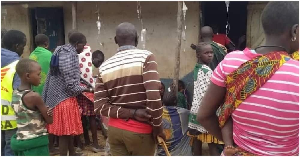 West Pokot: 300 People Fall Sick after Eating Camel Meat