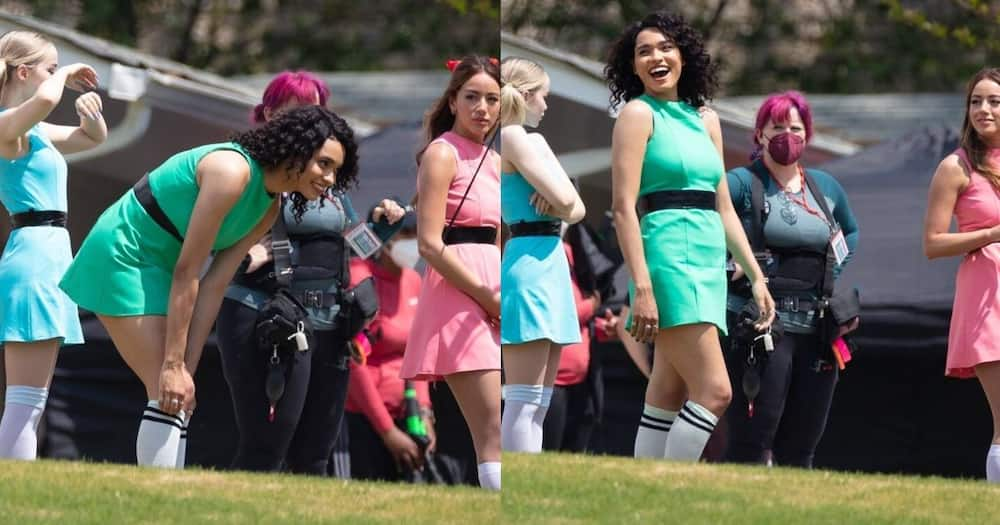 Powerpuff Girls: First Photos Emerge from Shooting of Famous Show's Live-Action Reboot