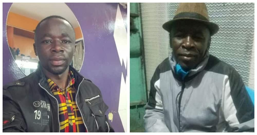 Jacob Otieno: Emotional father finds son after being separated for more than 20 years