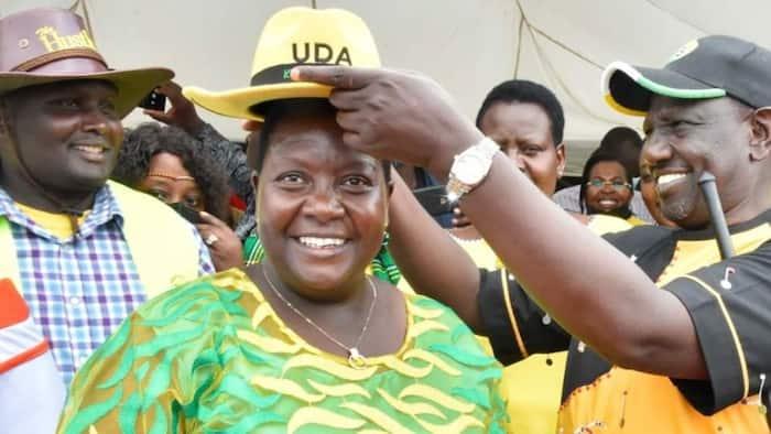 Mbunge Peris Tobiko Hatimaye Atema Jubilee, Ajiunga na Chama cha UDA