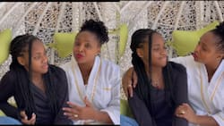 """Massawe Japanni Shares Experience Raising Teenage Daughter Imani: """"She Wants to Be Alone All Day Long"""""""