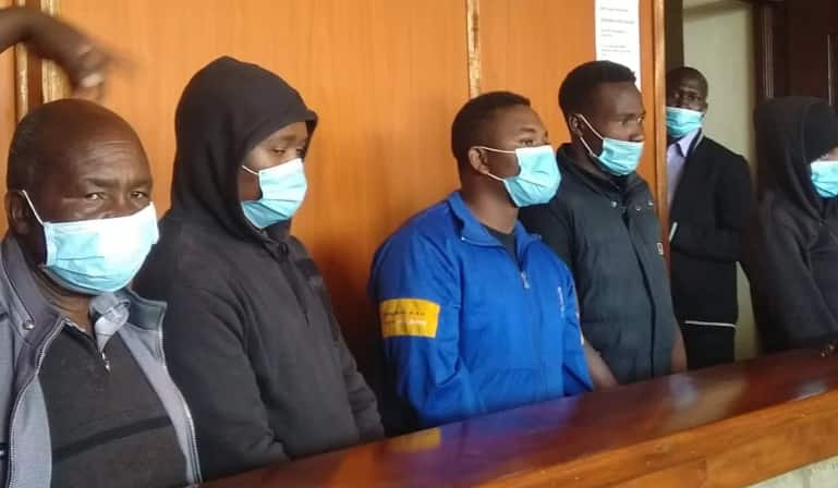 Nyeri man accused of paying driver, gang KSh 160k to be detained for 5 days