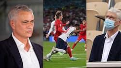 Arsene Wenger, Mourinho Make Crucial Comments on England's Winning Penalty Against Denmark