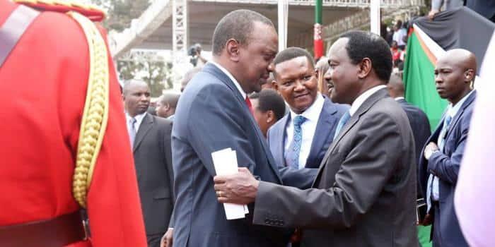 Khalwale says Raila, Kalonzo are dying for Uhuru to endorse their 2022 presidential ambition