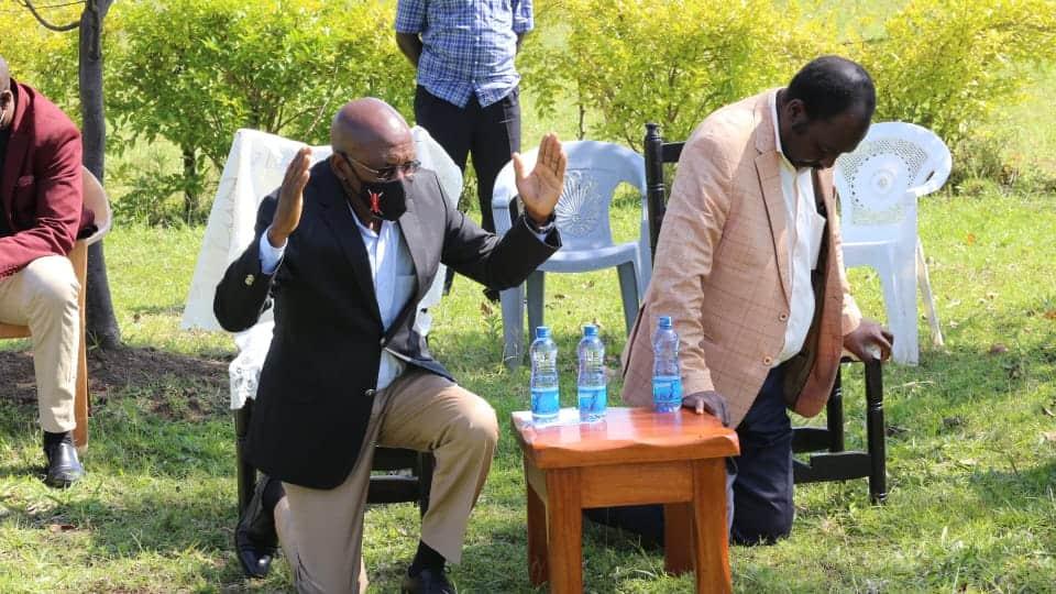 Marafiki wa DP Ruto wageukia maombi baada ya masaibu kuwazidi siasani