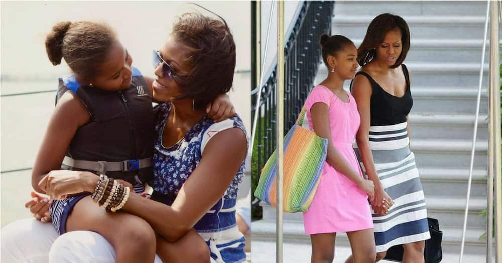 """Michelle Obama Celebrates Daughter Sasha's Birthday: """"Proud of The Woman You Are Becoming"""""""