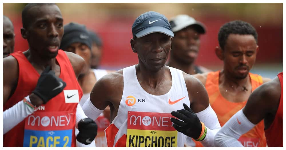 Eliud Kipchoge: Kenyans angered after marathon world record holder is referred to as fitness influencer
