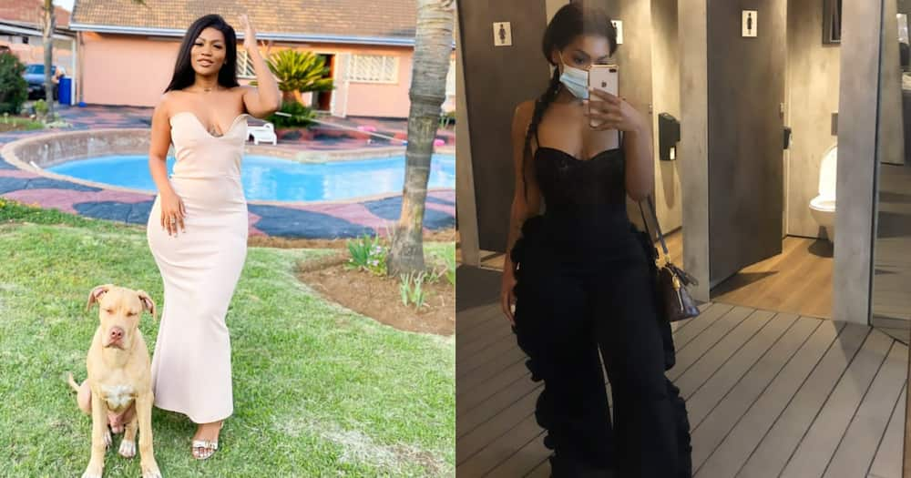 Young SA lady expresses delight at amazing weight loss journey success
