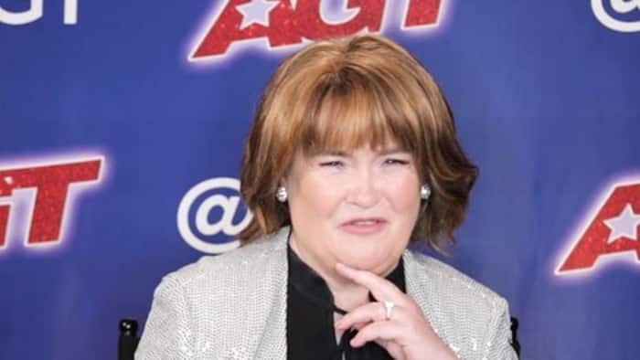 Susan Boyle then and now photos and her transformation journey