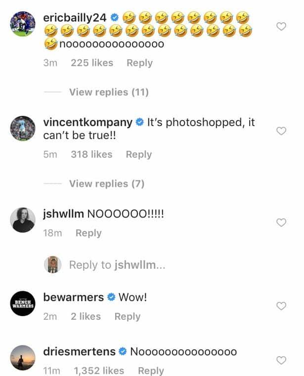 Man United star Marouane Fellaini breaks the internet after shaving iconic afro