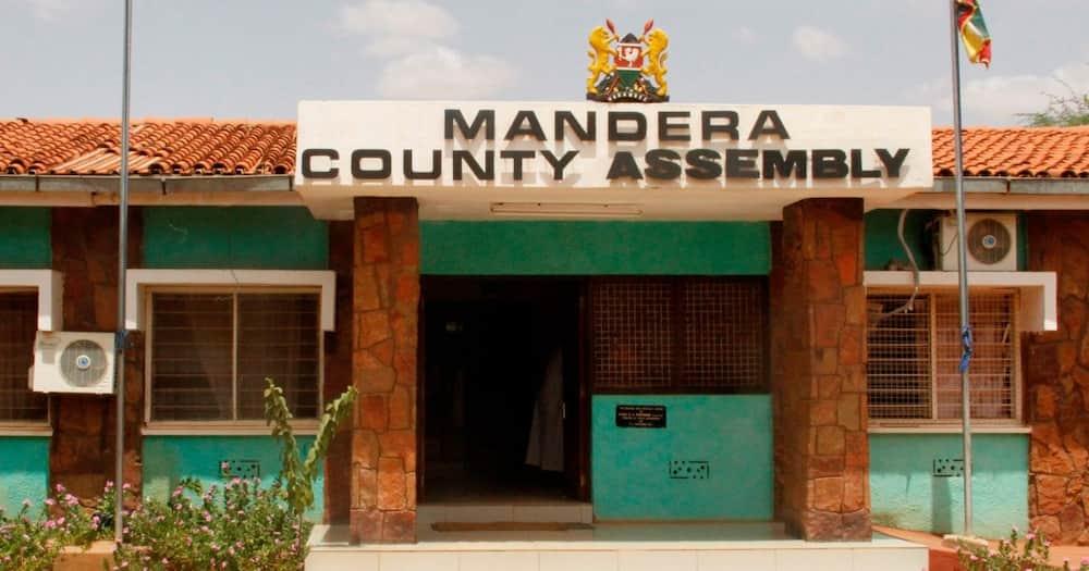 Mandera county assembly premises. Photo: Mandera county assembly.